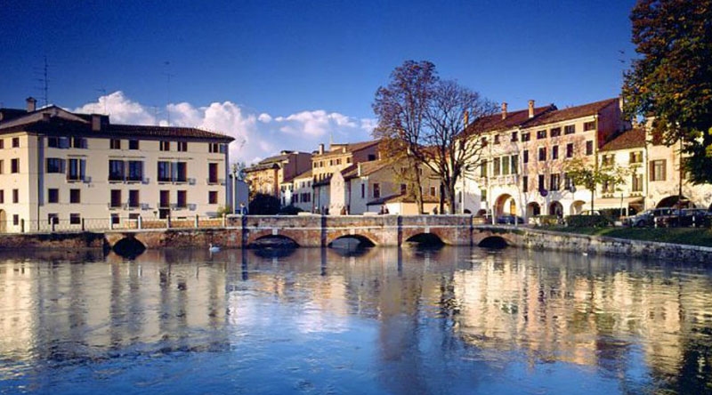 Per visitare Treviso